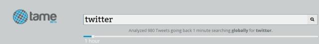 """tame – nur ein weiteres Twitter Tool oder das """"Schweizer Taschenmesser für Twitter""""?"""