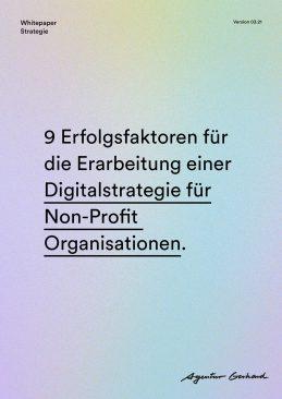 NPO Digitalisierung Whitepaper